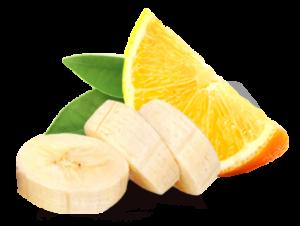 Banane+Orange
