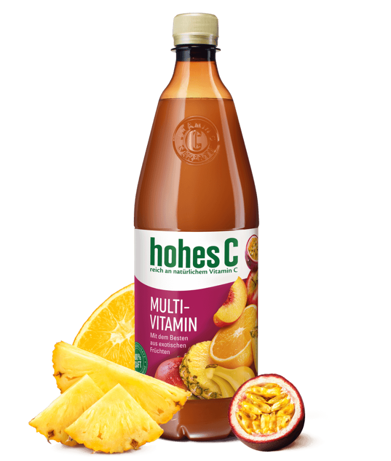 Hohes C Multivitamin