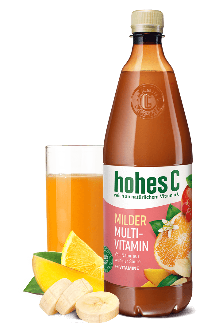 Hohes C Milder Multivitamin
