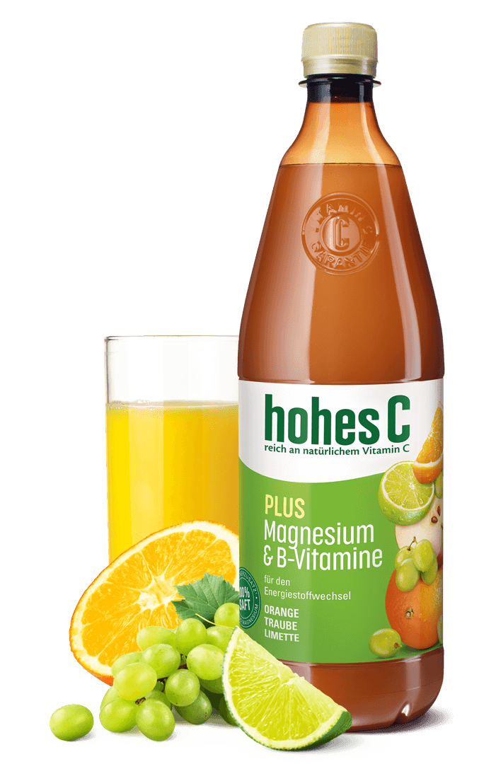 Hohes C PLUS Magnesium